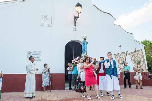 La Majada celebra sus fiestas patronales del 2 al 11 de septiembre, Foto 1