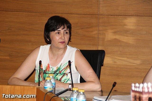 La Concejal de hacienda Ana Cánovas responde a la última nota de prensa del PP sobre el préstamo del BBVA, Foto 1