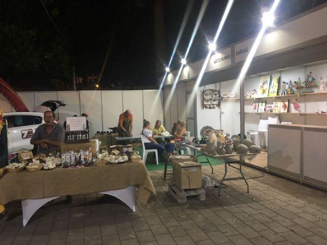 La Alfarería El Poveo de Totana estará presente en los Huertos del Malecón con motivo de las Feria de Murcia, Foto 2