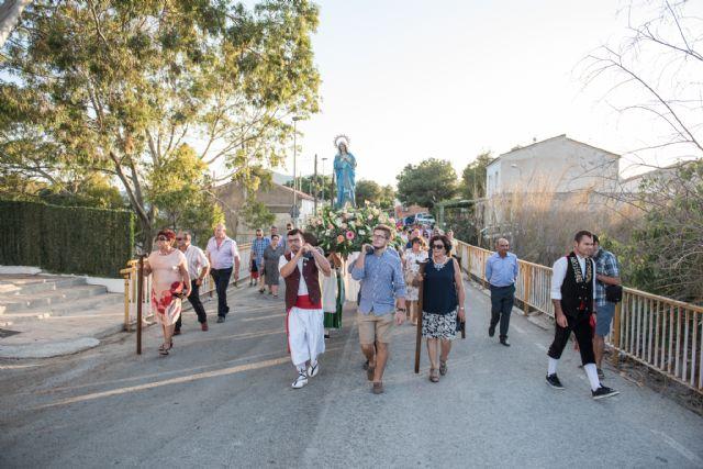 La Majada celebra sus fiestas en honor a la Purísima, Foto 1