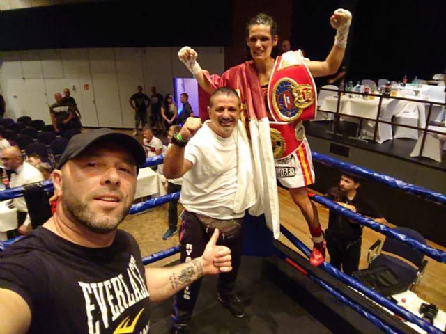 La lumbrerense Mari Carmen Romero se proclama campeona continental de boxeo - 1, Foto 1