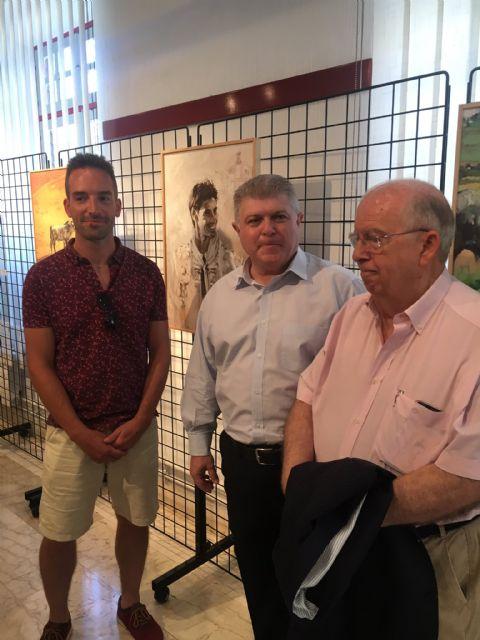 Presentada la revista la fiesta y las exposiciones artísticas del Club Taurino de Calasparra - 2, Foto 2