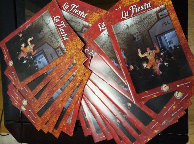 Presentada la revista la fiesta y las exposiciones artísticas del Club Taurino de Calasparra - 3, Foto 3