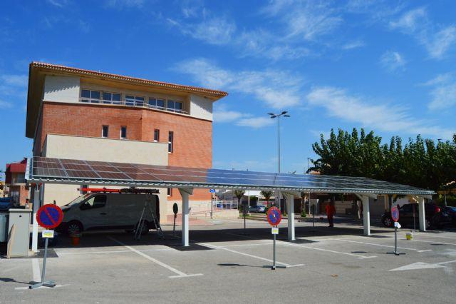 Comienza la instalación del sistema fotovoltaico de la Casa de la Cultura Pedro Serna - 2, Foto 2