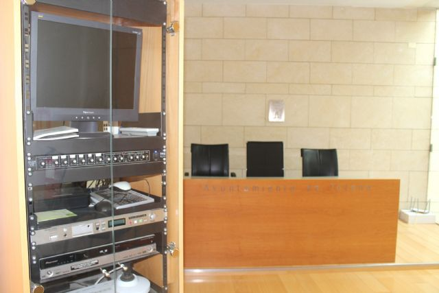 They begin the process to hire the new Public Building Surveillance Service of the Totana City Council through an alarm device