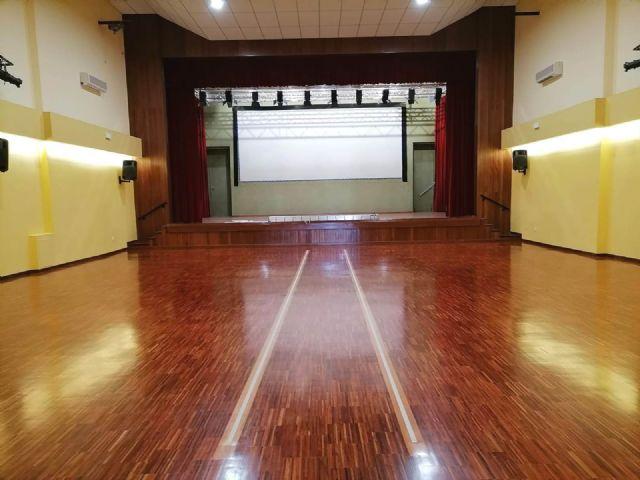 Se modifica el proyecto de ejecuci�n para la rehabilitaci�n del Teatro de La C�rcel, referido a algunas actuaciones de mejora, Foto 1