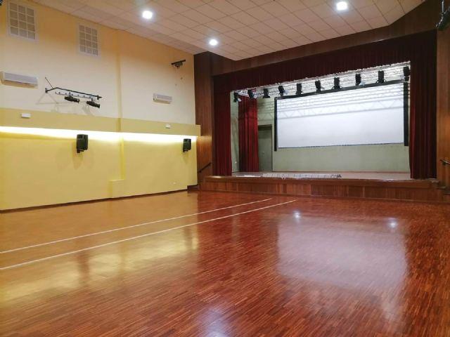 Se modifica el proyecto de ejecuci�n para la rehabilitaci�n del Teatro de La C�rcel, referido a algunas actuaciones de mejora, Foto 2