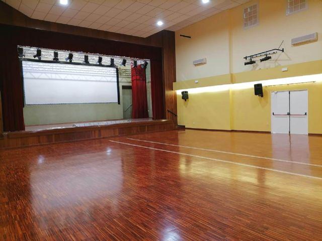 Se modifica el proyecto de ejecuci�n para la rehabilitaci�n del Teatro de La C�rcel, referido a algunas actuaciones de mejora, Foto 3