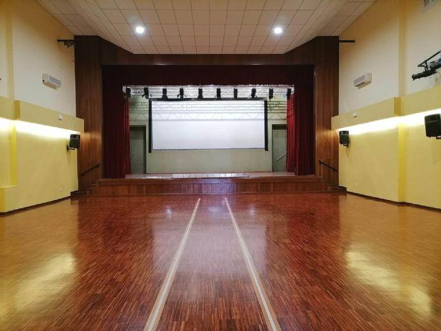 Se modifica el proyecto de ejecuci�n para la rehabilitaci�n del Teatro de La C�rcel, referido a algunas actuaciones de mejora, Foto 4