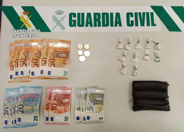 Detenidas dos personas por traficar con drogas en un club de alterne de Archena - 2, Foto 2