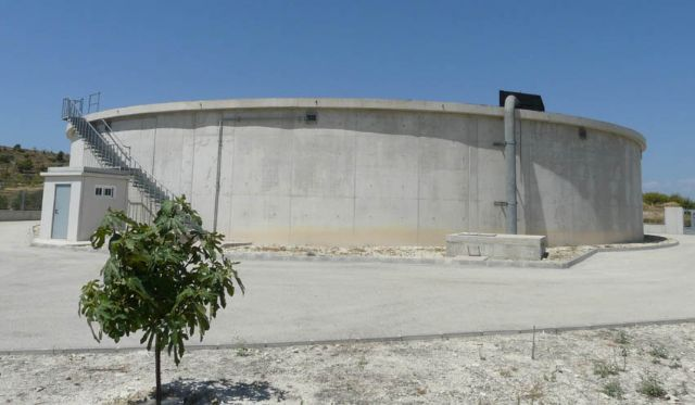 La Mancomunidad de los Canales del Taibilla mejorará la conexión de los depósitos que abastecen de agua a la población de Bullas - 1, Foto 1