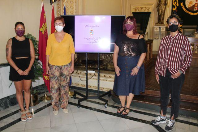 La Concejalía de Igualdad presenta la campaña ´No soy anónima´ - 1, Foto 1
