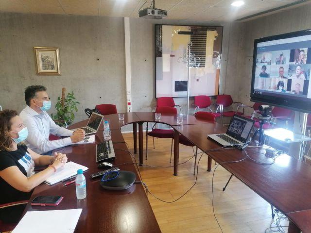 El Ayuntamiento de Puerto Lumbreras trata con la Consejería de Educación y AMPA´s del municipio el inicio del curso escolar - 1, Foto 1