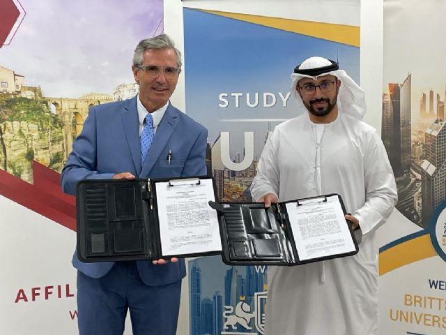 La UCAM aumenta su presencia en Dubái - 1, Foto 1