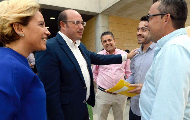 Pedro Antonio Sánchez: 500 jóvenes agricultores toman hoy el relevo en el sector agrario de la Región, Foto 5