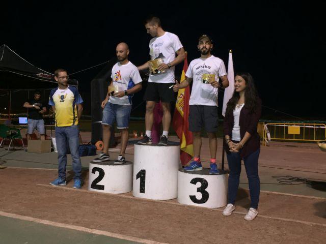 El club deportivo la Moustache participó este fin de semana en dos pruebas donde un componente del club hizo doblete, Foto 4