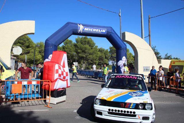 El Ayuntamiento felicita al Automóvil Club Totana por la impecable organización y el éxito de público en la 33ª Subida a La Santa,, Foto 2