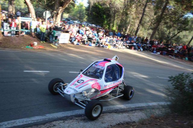 El Ayuntamiento felicita al Automóvil Club Totana por la impecable organización y el éxito de público en la 33ª Subida a La Santa,, Foto 3