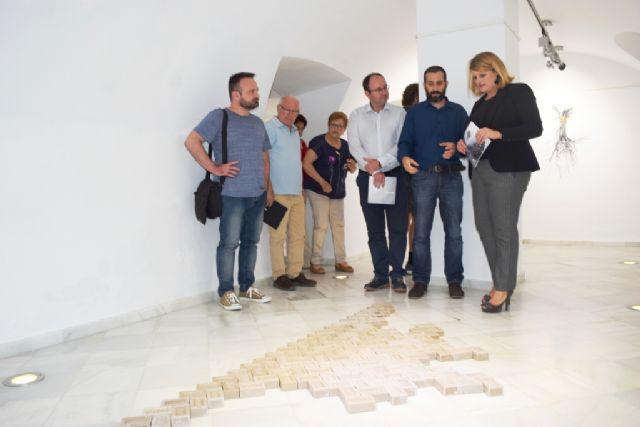 Castillero y Hernández Barbero exponen conjuntamente en Casas Consistoriales, Foto 1