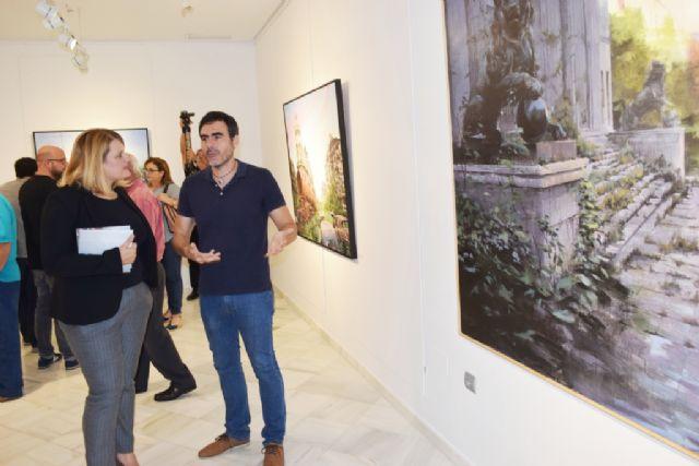 Castillero y Hernández Barbero exponen conjuntamente en Casas Consistoriales, Foto 2