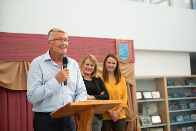 Antonio Ballesta es nombrado Mayor del Año en el X aniversario del Centro de Día, Foto 2