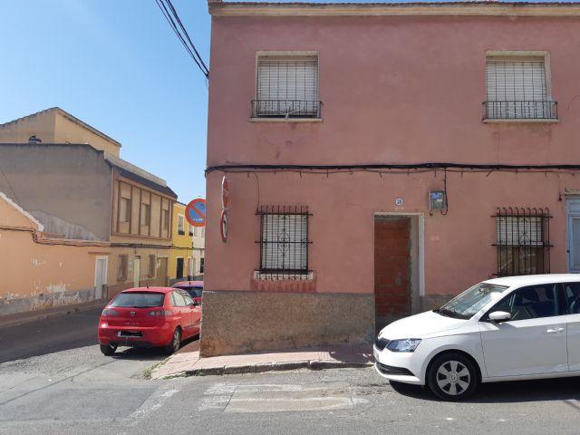 Se acometer� de forma subsidiaria la demolici�n por ruina del inmueble situado en la calle San Ildefonso, esquina con calle Presb�tero Rodr�guez Cabrera, Foto 2
