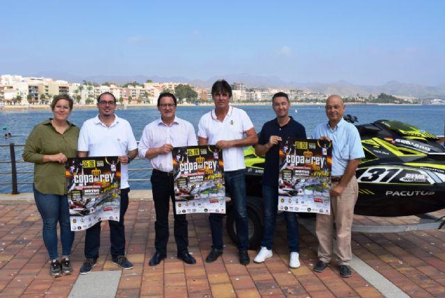 Las motos acuáticas regresan este fin de semana a Mazarrón con una nueva edición de la Copa del Rey, Foto 2