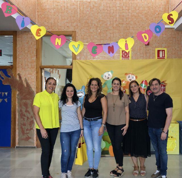 Los centros de atención a la infancia de Servicios Sociales acogen a 100 niños de 0 a 3 años - 1, Foto 1