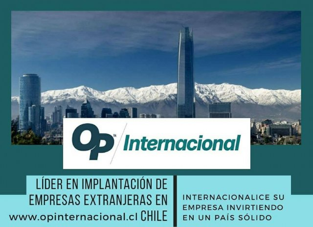 OP Internacional propone un evento gratuito para explicar las ventajas de invertir en Chile - 1, Foto 1