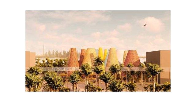 Avance del Pabellón de España en Expo Dubái 2020 - 1, Foto 1
