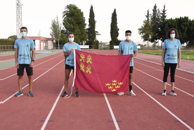 Tres atletas del Club Atletismo Alhama en la selección FAMU Sub18 - 2, Foto 2