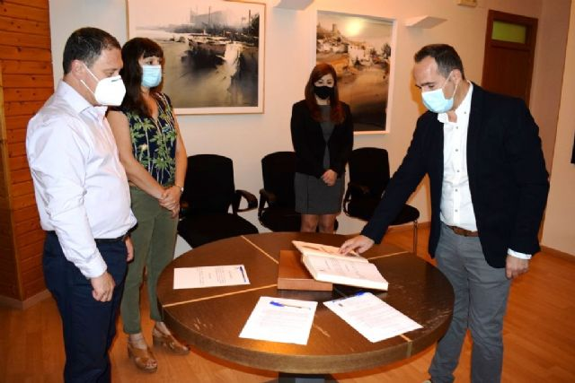 Dos nuevos Técnicos de Administración General toman posesión de sus puestos en el Ayuntamiento de Mazarrón - 1, Foto 1