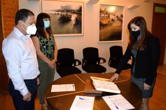 Dos nuevos Técnicos de Administración General toman posesión de sus puestos en el Ayuntamiento de Mazarrón - 3, Foto 3