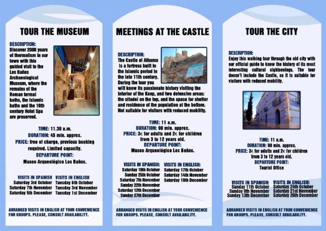 Vuelven las visitas turísticas de octubre a diciembre de 2020 - 1, Foto 1