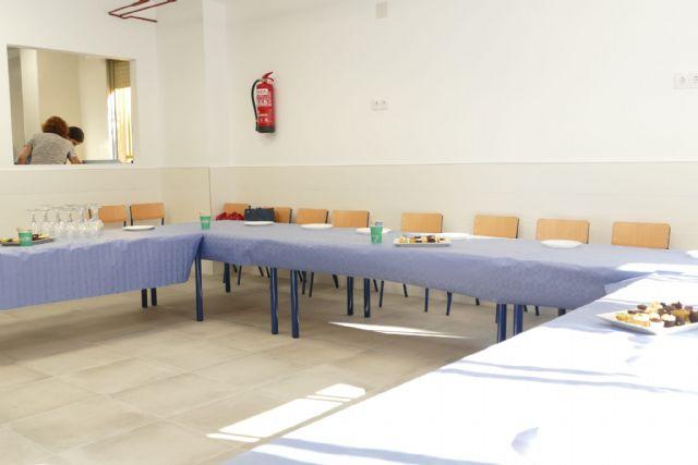 La Consejería de Educación y Cultura inaugura un nuevo comedor escolar en el CEIP Gregorio Miñano de Molina de Segura - 1, Foto 1