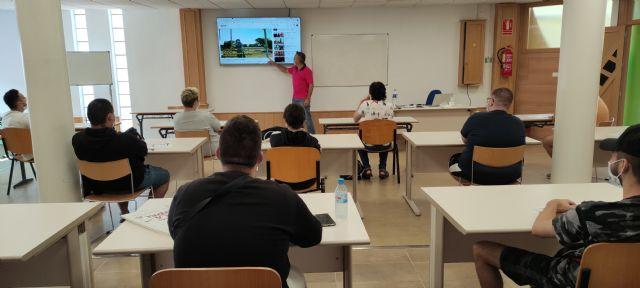 El nuevo Programa Mixto de Empleo y Formación GJ Parque Nelson Mandela 3 se pone en marcha en Molina de Segura hoy viernes 1 de octubre - 1, Foto 1