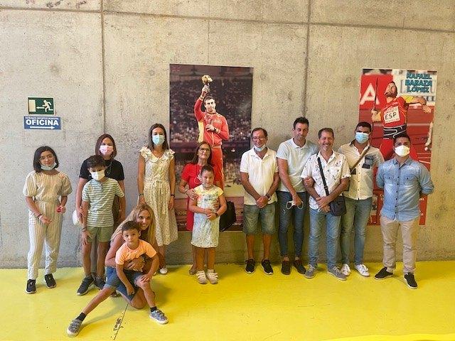 Homenaje al atleta aguileño José Antonio Expósito Piñero - 1, Foto 1