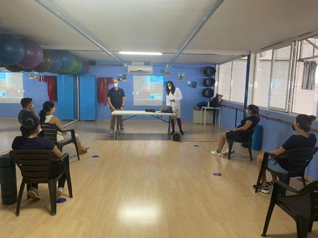 El Polideportivo acoge sesiones de Educación maternal - 2, Foto 2