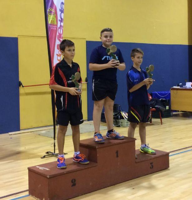 Cuatro podium para el Club Totana TM en el torneo zonal de Mérida, Foto 2
