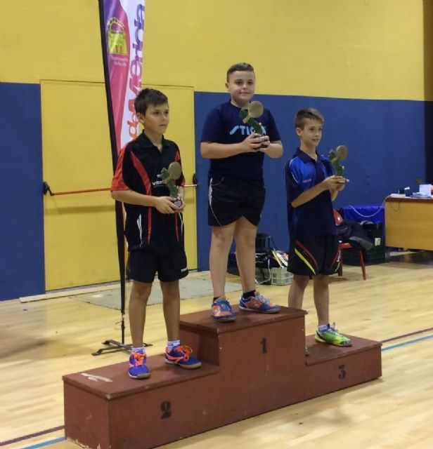 Cuatro podium para el Club Totana TM en el torneo zonal de M�rida, Foto 2