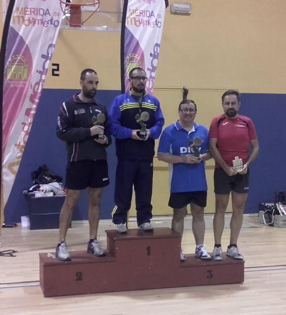 Cuatro podium para el Club Totana TM en el torneo zonal de M�rida, Foto 4