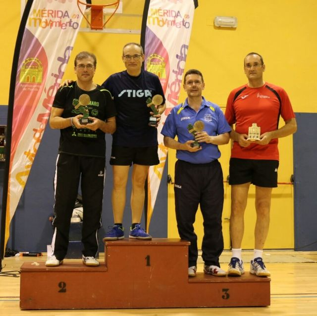 Cuatro podium para el Club Totana TM en el torneo zonal de Mérida, Foto 5
