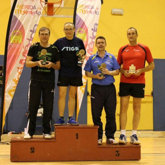 Cuatro podium para el Club Totana TM en el torneo zonal de M�rida, Foto 5