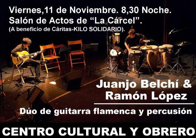 FLAMENCO D�O, pr�ximo concierto enmarcado en el ciclo M�sica de Otoño, Foto 1