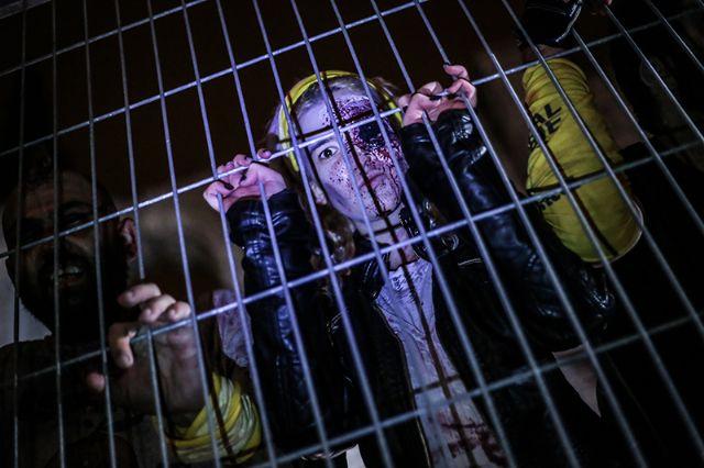 Archena celebra Halloween a lo grande con una nueva edición de Survival Zombie - 2, Foto 2