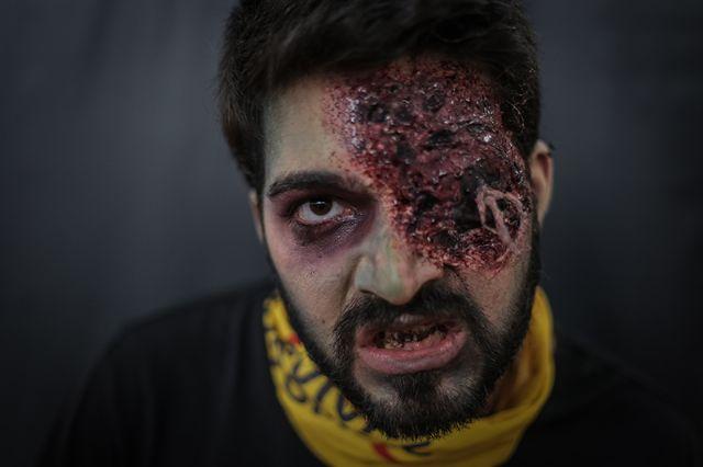 Archena celebra Halloween a lo grande con una nueva edición de Survival Zombie - 3, Foto 3
