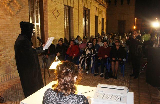 El museo Barón de Benifayó acoge una velada de relatos de terror para celebrar la noche de brujas - 2, Foto 2