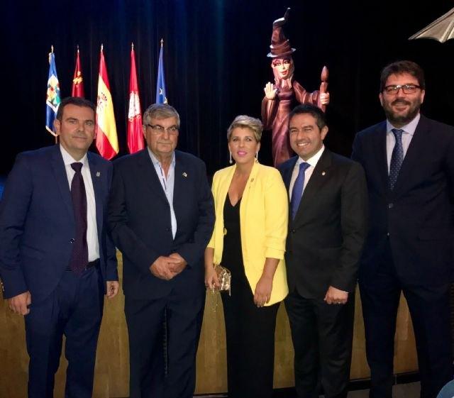 El Gobierno regional impulsará la declaración de Interés Turístico Nacional de las Fiestas de la Bruja de Alcantarilla - 1, Foto 1