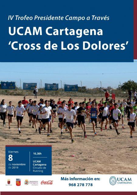 El 8 de noviembre, otra cita gratuita con el cross en UCAM Cartagena - 1, Foto 1