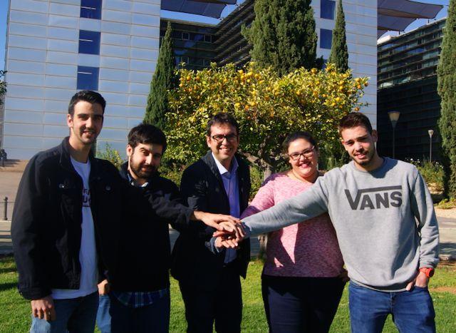 Estudiantes de Economía se proponen llevar el Gordo de Navidad a la UMU - 1, Foto 1